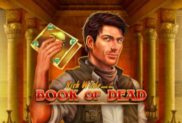 Book of Dead High Variance Slot