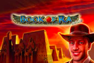 Book of Ra by Novomatic
